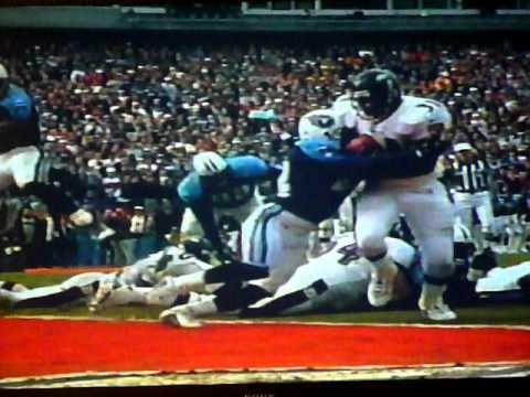 Ravens vs. Titans 2000/01 AFC Divisional Playoffs