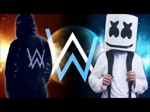 Marshmello & Alan Walker & Mix 2017 - Best Songs Ever of Alan Walker & Marshmello ✅ ♫ ★★★★★