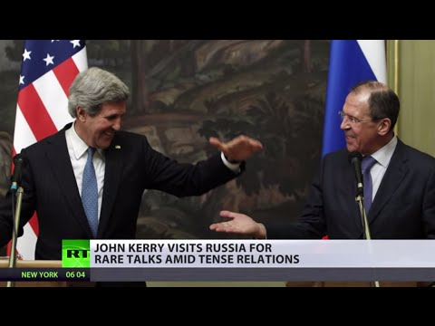 Mega Meeting: Kerry arrives in Sochi to talk with Lavrov, Putin