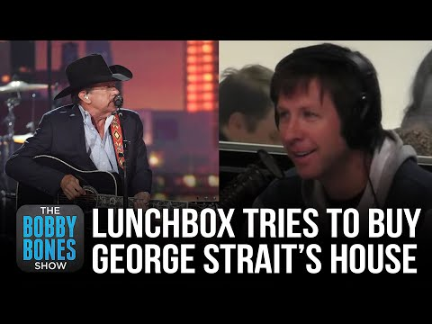 Lunchboxs-Alter-Ego-Tried-To-Purchase-George-Straits-Texas-Home