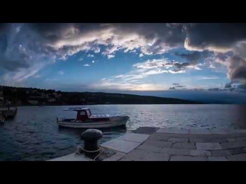 Croatia Timelapse | Croatia | Hrvatska | Adriatic Sea | Kvarner | 4K