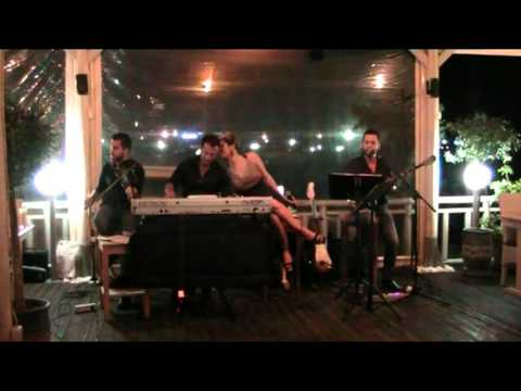Island Restaurant Gouves - Greek live music night (2013)