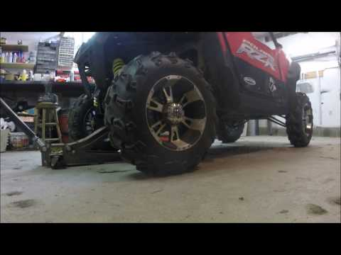 POLARIS RZR RIMS, 2 OR 3 WAYS TO CLEAN THEM UP.