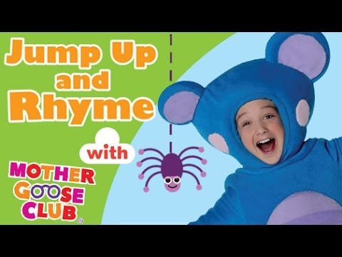 Jump Up and Rhyme - Preschool Songs With Mother Goose Club