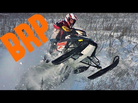 BRP Lynx 600 RS обзор и тестдрайв снегохода