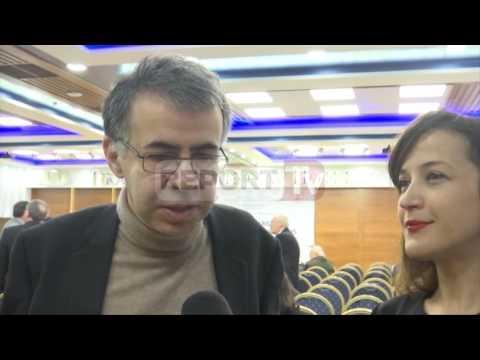 Report TV - Kritikët botërorë në Tiranë: Ismail Kadare e meriton Nobelin