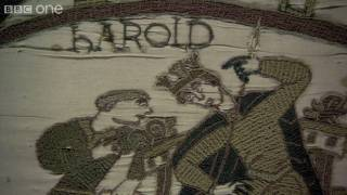 The Bayeux Tapestry - Seven Ages of Britain - BBC One