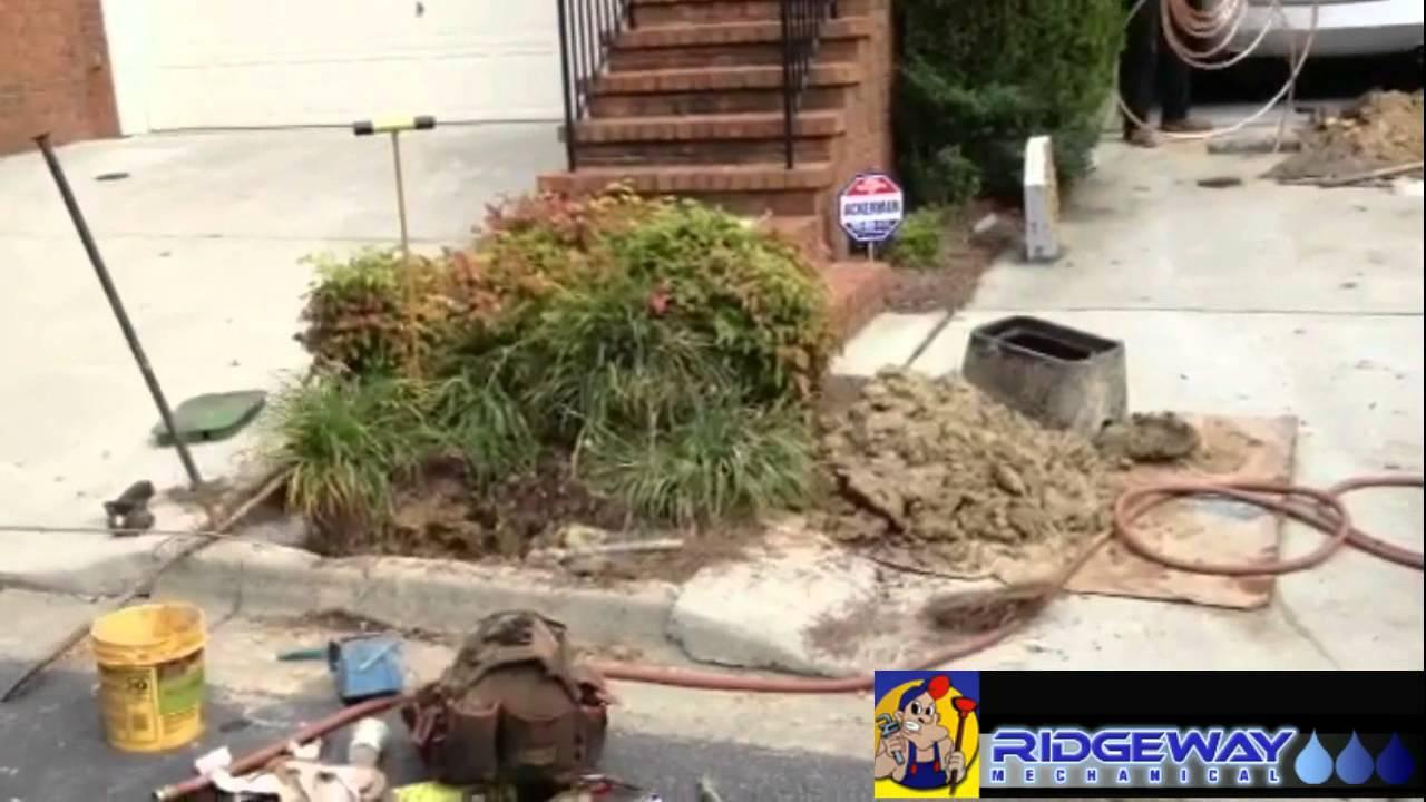 Atlanta Water Line | 770.354.4594 | Atlanta plumber live | Waterline ...