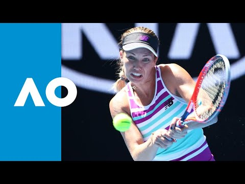 Collins' winning game to defeat Kerber (4R) | Australian Open 2019