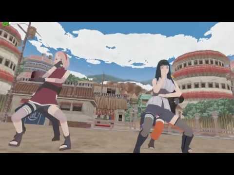 Papah Pulang Mama Goyang Versi Naruto