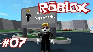 Roblox ▶ retail Tycoon - retail Tycoon - #07 - the roof is densely - German German