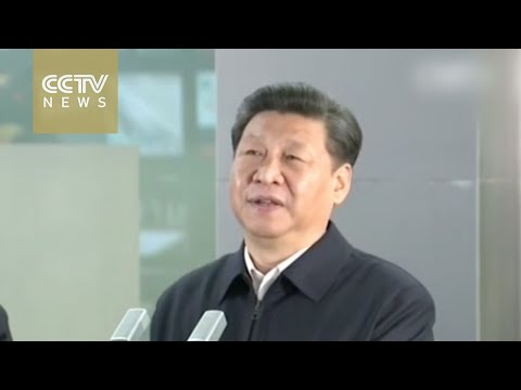 CCTV America director talks with President Xi