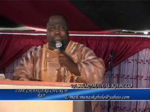 Bishop Manas Kabelo