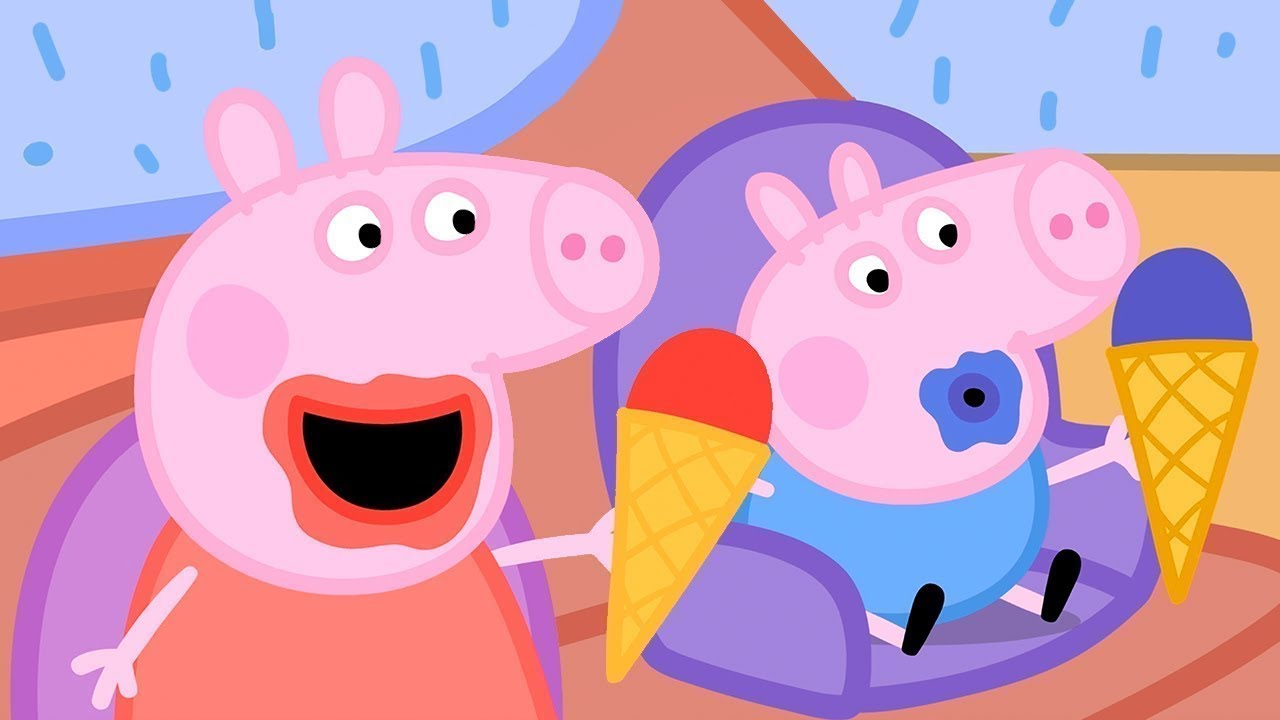 Peppa Pig Official Channel Peppa Pig Daddy Pig And Mummy Pig Special