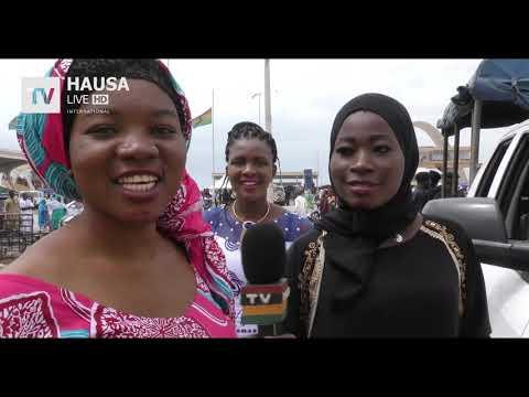 Barka Da Sallah From Ghana   Eid Ul Adha Celebration