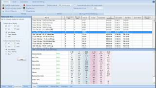 Betfair trading - Hunting for interesting racing markets