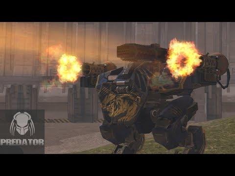 ALL HEAVY BOT HANGAR | THUNDER/TARAN LANCELOT DOMINATING | War Robots