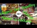 😱Rs. 10/- starting 😱 | Cheapest jewellery wholesale market | Junk jewelry | Imitation jewellery