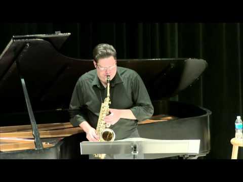 Paul Haar, Saxophone