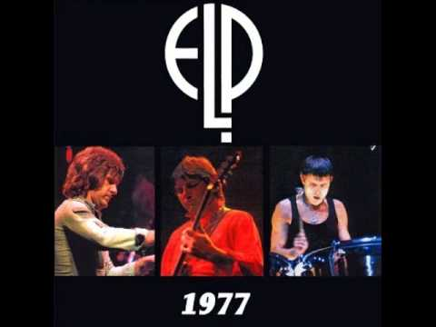 Medley - Tank and Enemy God - Emerson, Lake & Palmer Live in Memphis