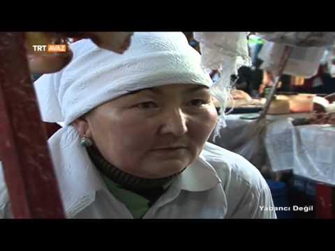 Elma'nın Atası Almatı Şehri / 2. Bölüm / Kazakistan - Yabancı Değil - TRT Avaz