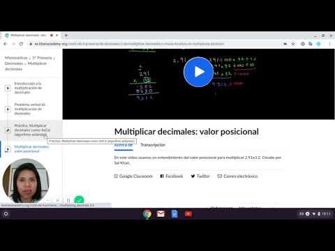 Unidos por la emoción de educar from YouTube · Duration:  46 seconds