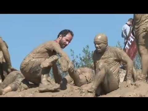 Le Mud Day sur les terres de Durance Granulats