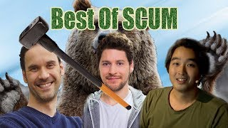 Best Of SCUM mit Simon, Budi und Dennis