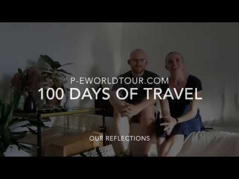 100 Days of Travel