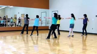 Wow Tokyo - Line Dance (Dance & Teach)