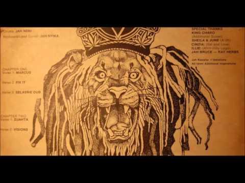 Nhasi Tafara Visions - the full EP