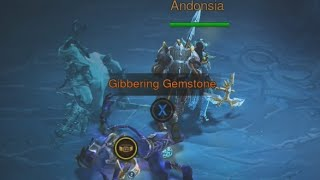 Diablo 3 PS4 Gibbering Gemstone For The Staff Of Herding