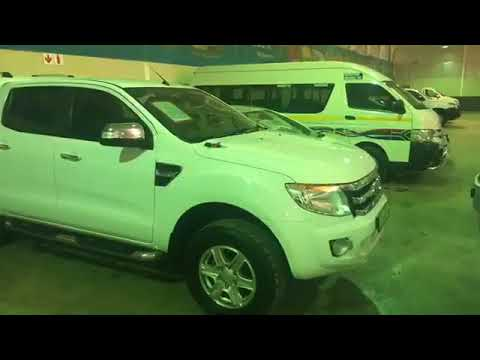 WESBANK BANK REPO VEHICLE & TRUCK AUCTION VIEWING - 26 SEPT 2017