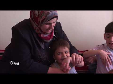 امرأة من ريف درعا تعنى بالأطفال الصم والبكم  - 23:21-2018 / 5 / 13