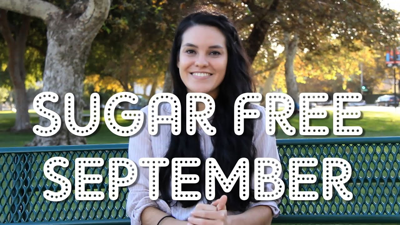 Review of Sugar Free September, Favorite Foods, Acne, and TONY ...