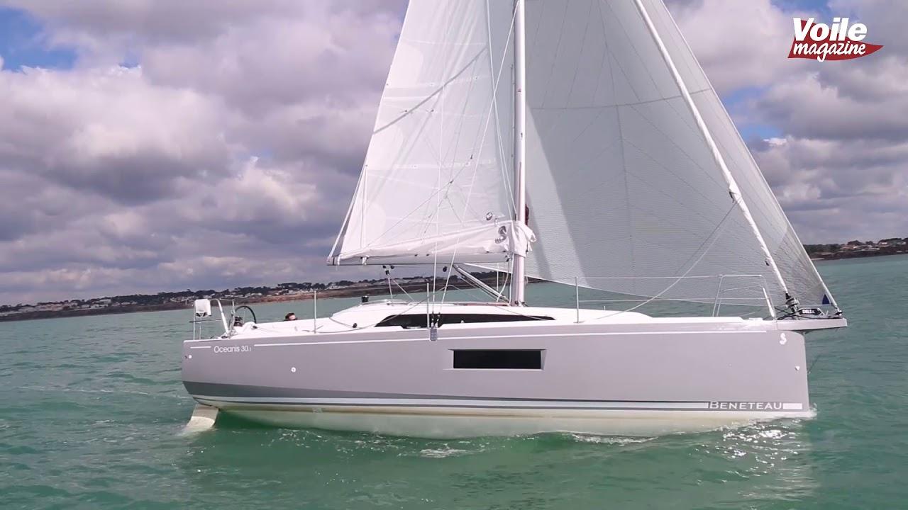 A bord du nouvel Oceanis 30.1 de Bénéteau