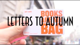 Letters to Autumn ||| 29 Thumbnail