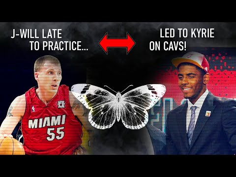Butterfly Effects That Redirected the Course of NBA History! *PART 1*