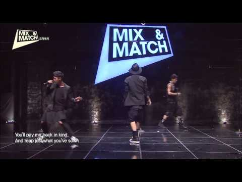 iKon Bobby, Donghyuk & Jinhyung - Rolling In The Deep (Adele) @ Mix and Match Ep 3 Mp3