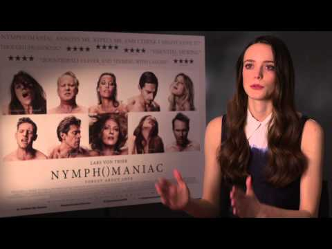Nymphomaniac - Stacy Martin Interview