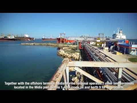 KMGI Logistic chain between Caspian Sea and The Blac Sea region EN