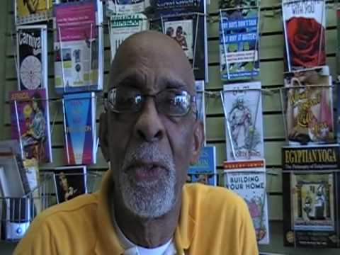 Tony Harrison At His African Book Store In Fort Lauderdale 1