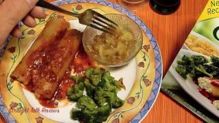 "Review - ""marinara Manicotti Formaggio"" Healthy Choice *straight Talk Reviews*"