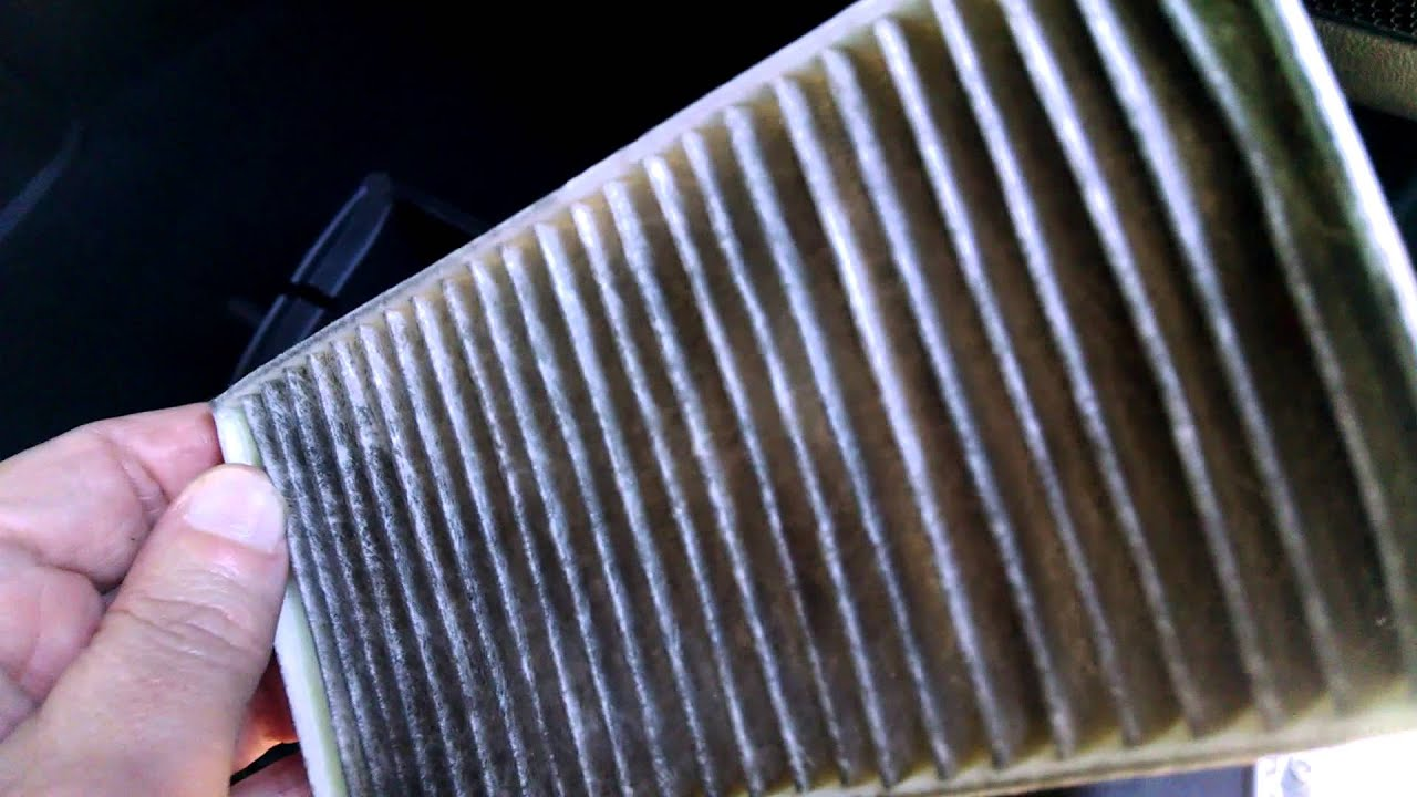 Replace Or Add Cabin Filter In Jeep Wrangler Youtube