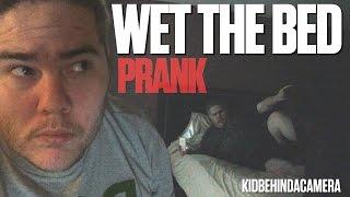 PICKLEBOY WET THE BED! (PRANK)
