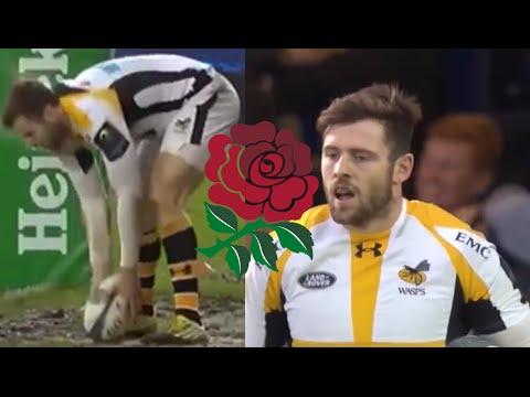Elliot Daly's England Worthy Performance VS Bath (19/12/15)