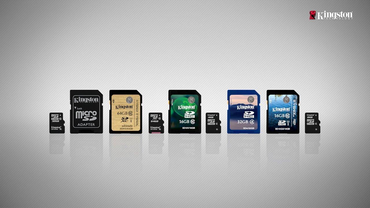 carte sd pour tablette Comment choisir la bonne carte SD ou microSD pour votre téléphone