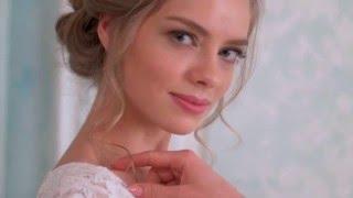 Съемка каталог свадебных платьев Mazini