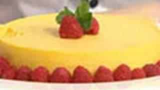 Mousse De Mango...receta