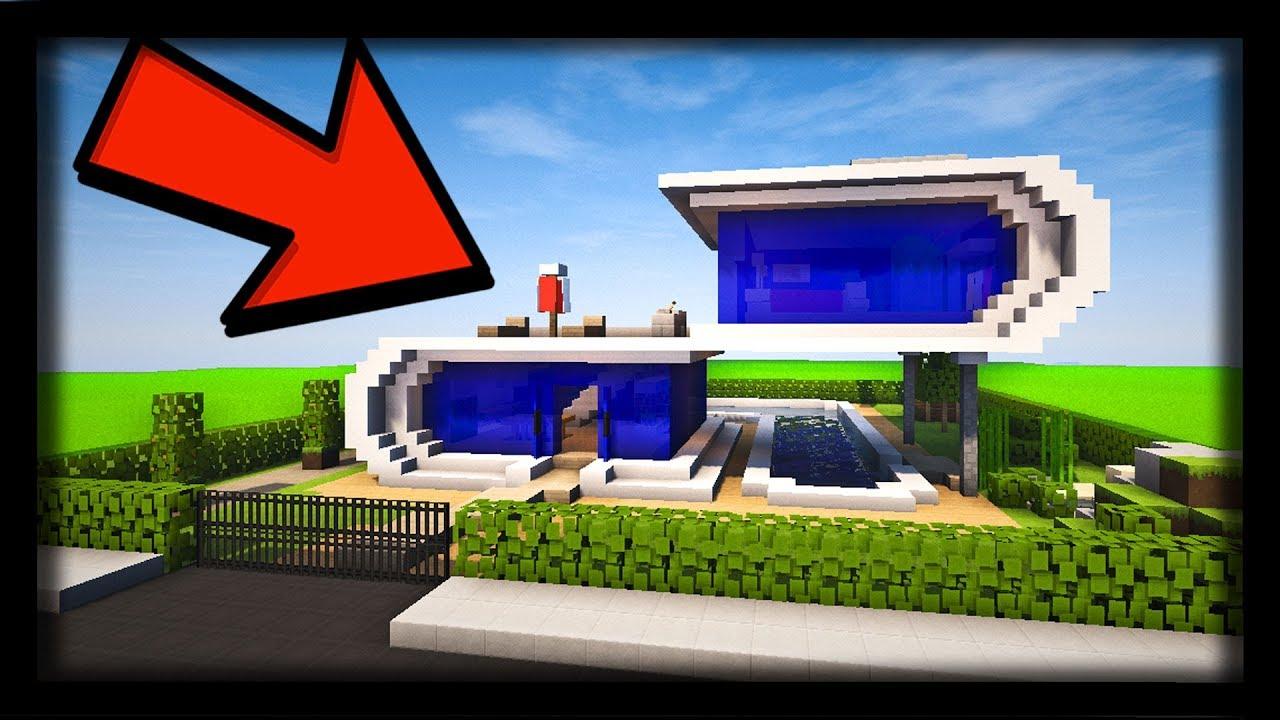 Minecraft Construction Villa De Luxe : J ai construit une villa de luxe ultra rÉaliste dans